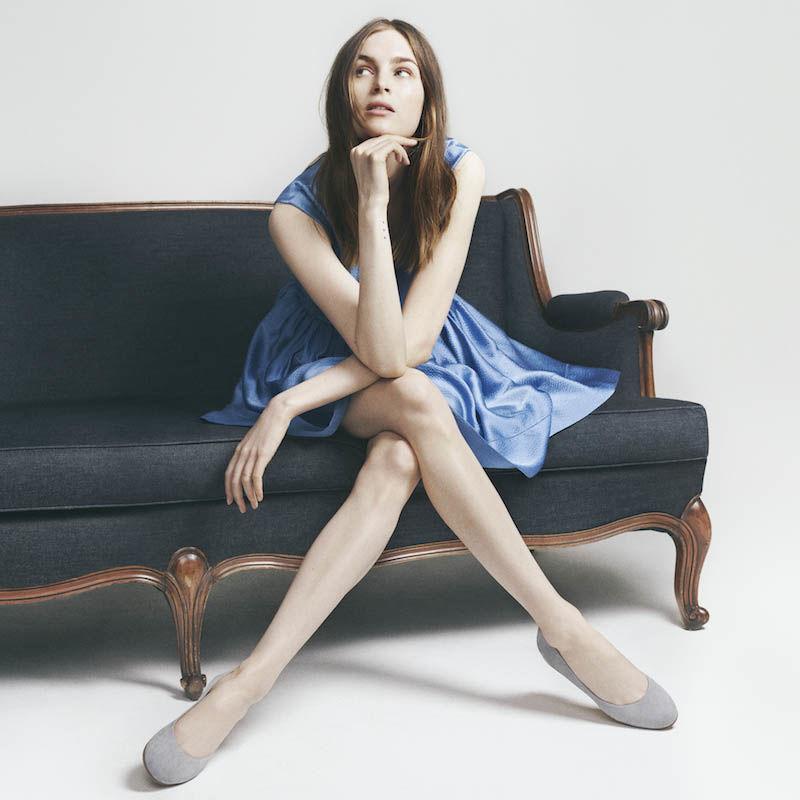 Handcrafted Ballerina Flats