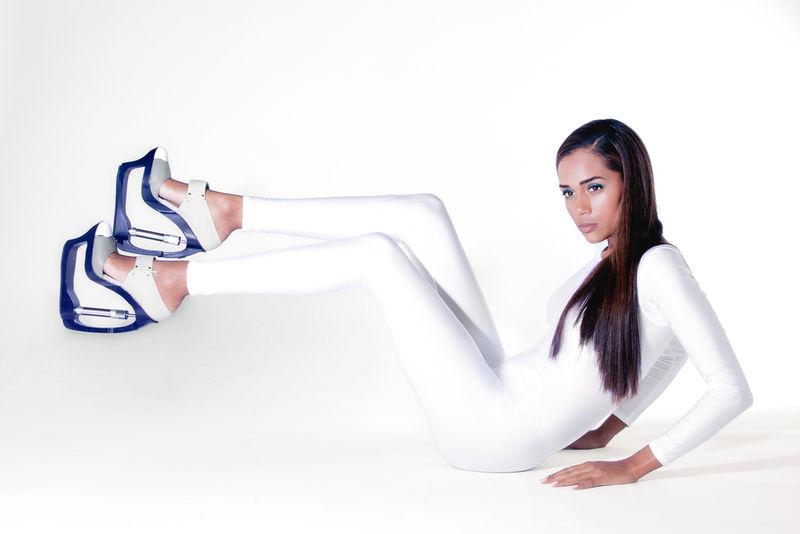 Impact-Absorbing Stilettos