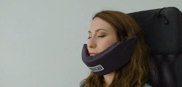 Cushioned Chin Supports