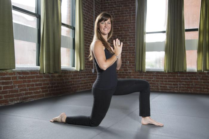 Padded Yoga Leggings