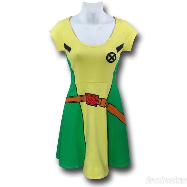 Stylish Superhero Frocks