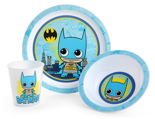Comic Dinnerware