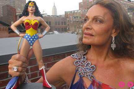 Superhero Fashion Catalogues