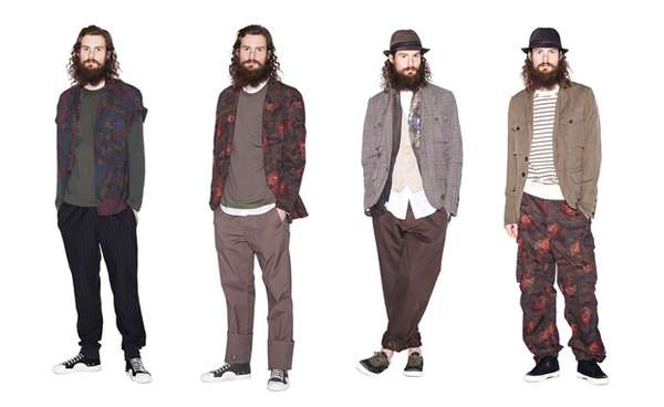 Grungy Hipster Menswear