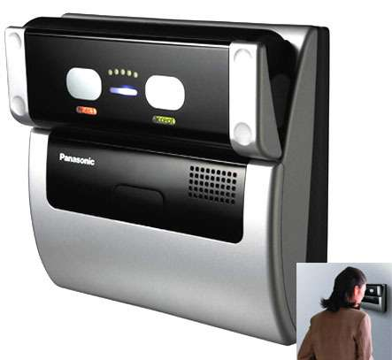 Commercial Iris Scanner