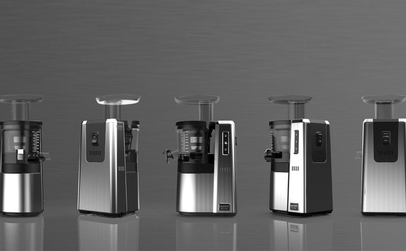 High-Capacity Professional Juicers