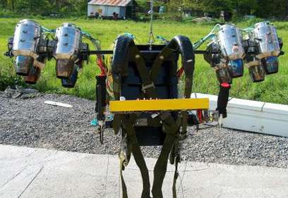 Commercially Available Jet Packs