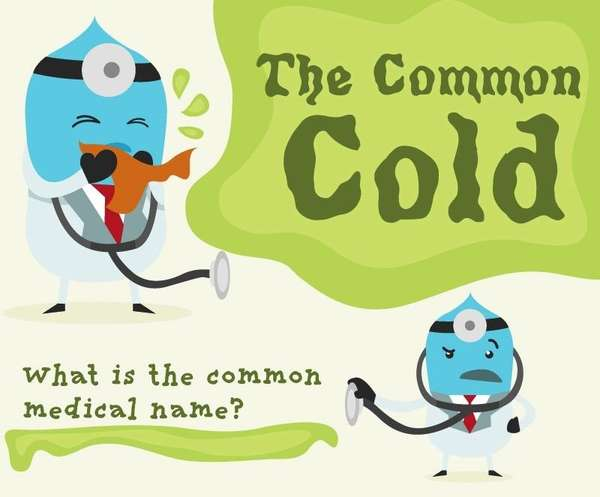 Common Cold Statistics