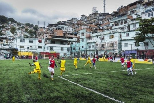 Player-Powered Stadiums