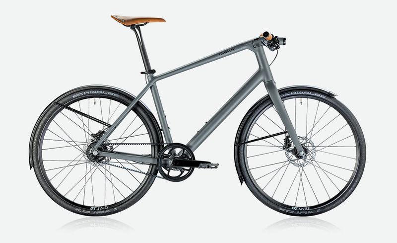 Metropolitan Commuter Bicycles