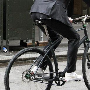 Bike-Friendly Officewear