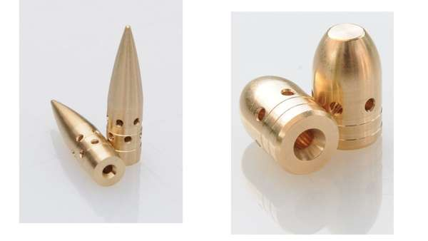 Ventilated Ammunition