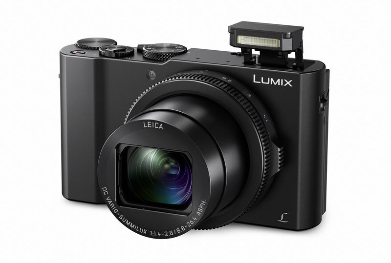 Deluxe Compact Cameras