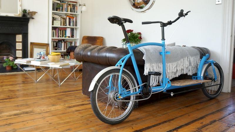 Customizable Cargo Bikes