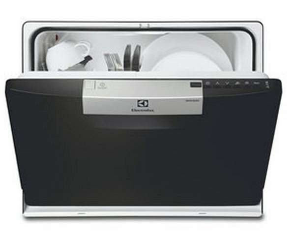 Briefcase-Sized Dishwashers