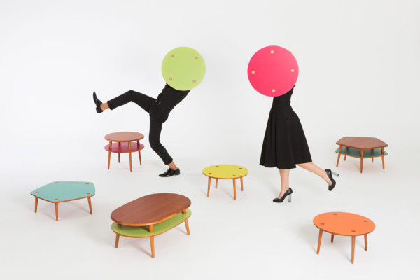 Playful Compact Furniture
