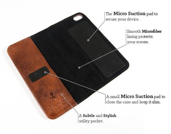 Luxe Wallet-Like Phone Cases