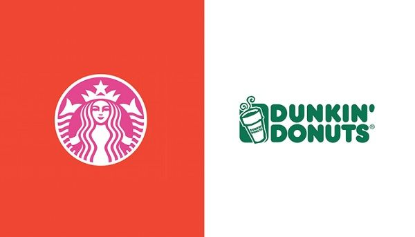 Color-Swapped Brand Logos