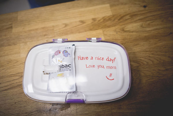 Hygiene-Promoting Lunchboxes
