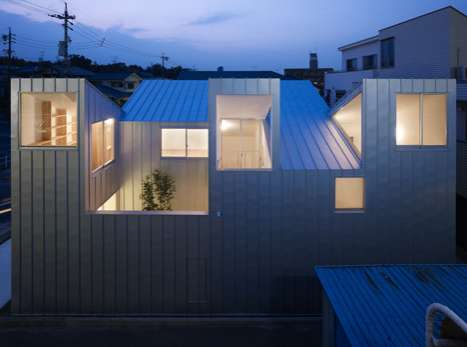 Angular Two-Faced Abodes