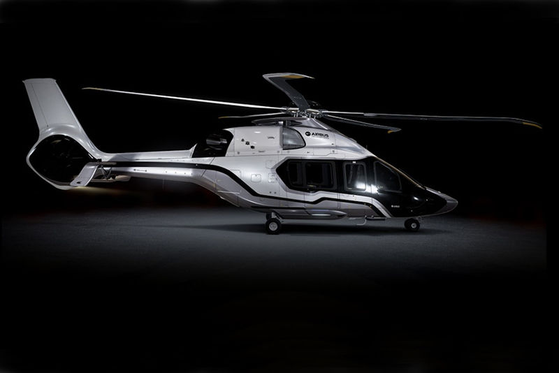 Luxe Composite Helicopters