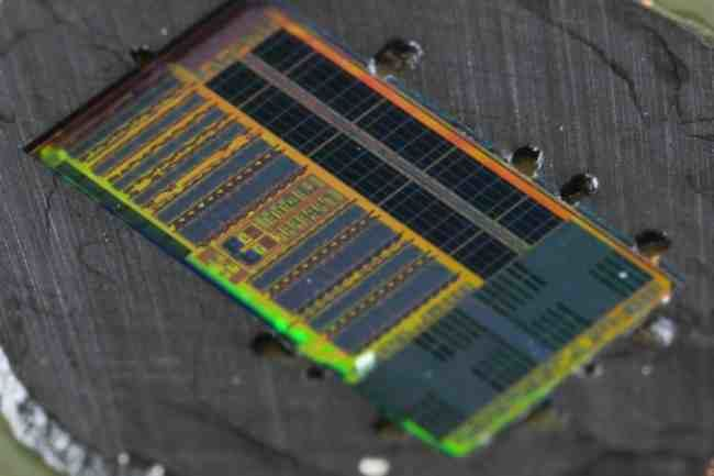 Light-Based Microprocessors