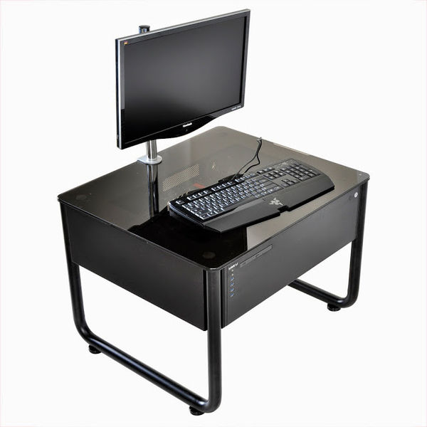 Computer Case Work Tables : computer desk