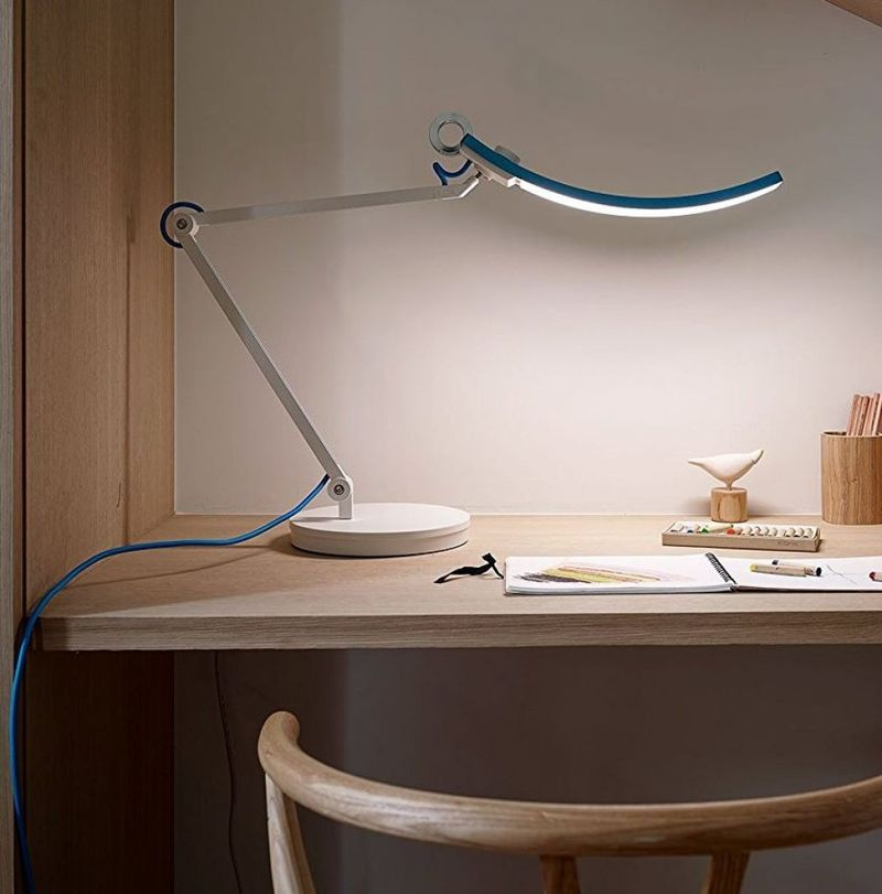 Computer-Friendly Lamps