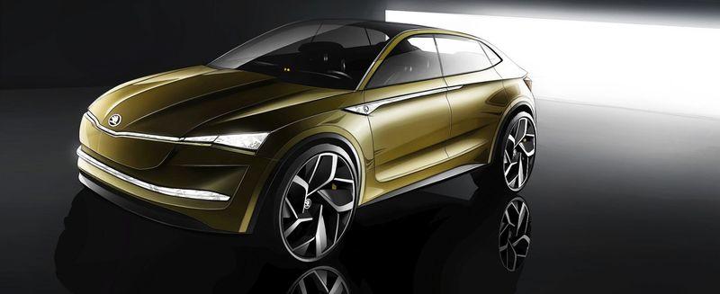 Sleek Electric Autonomous Cars