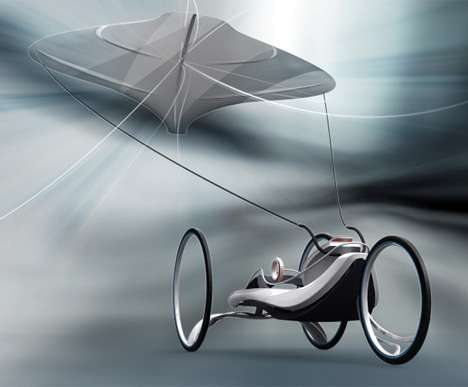 Concept Kite Cars