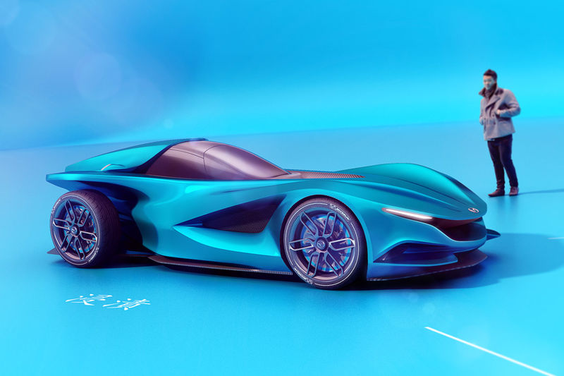 Seductive Concept Sports Cars