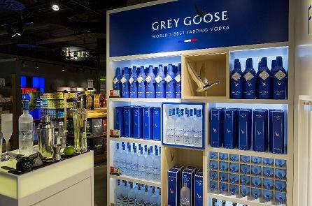 Vodka Concept Stores
