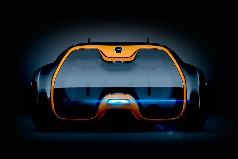 Sleek Autonomous Concept Vehicles