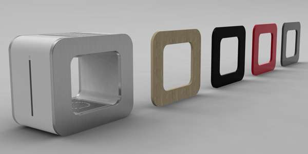 Cube-Like Coffee Machines