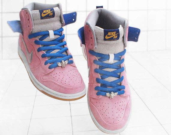 Airborne Piglet Sneakers
