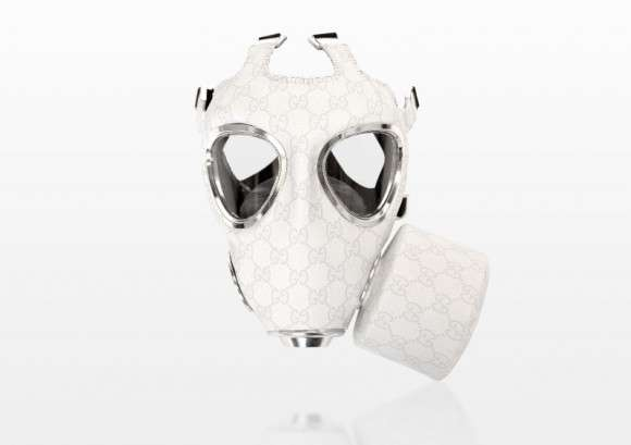 Couture Gas Masks (UPDATE)
