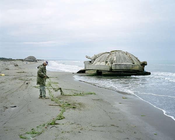 Albanian Bunker Photography