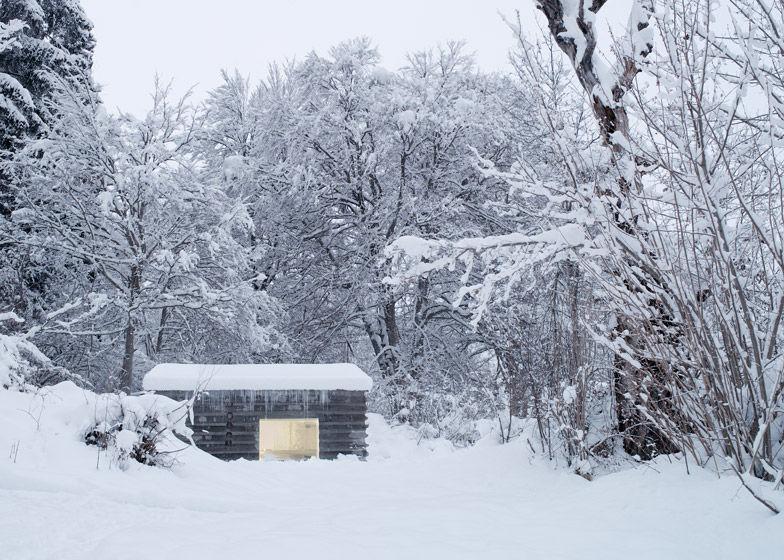 Alpine Concrete Cabins