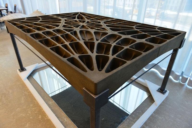 Gothic Concrete Flooring