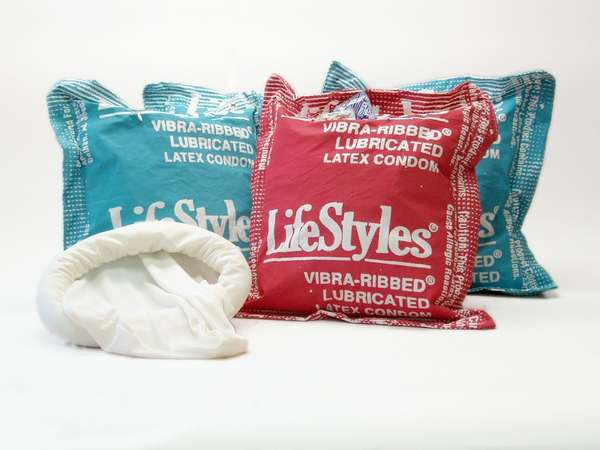 Oversized Contraceptive Cushions