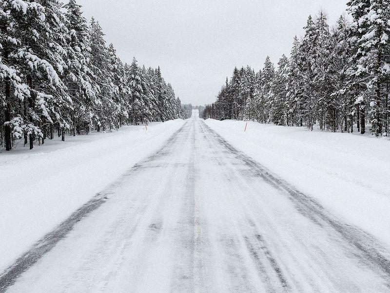 Ice-Melting Roadways