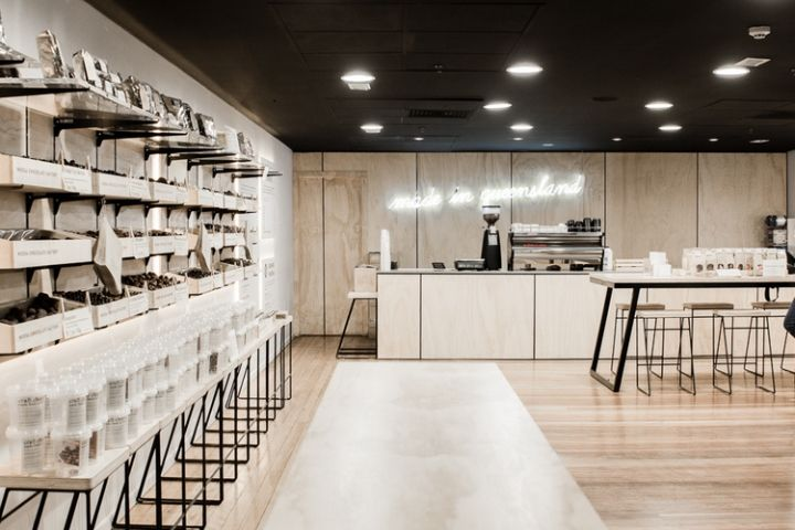 Confectionery Retail Experiences