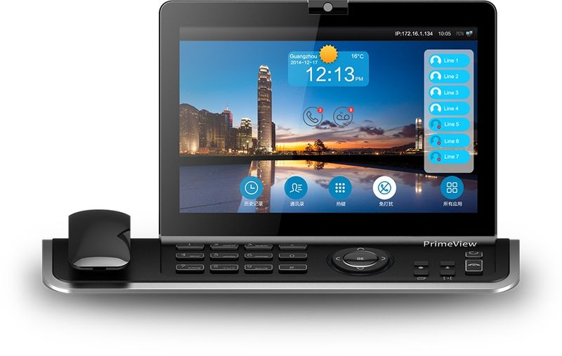 Touchscreen Conferencing Systems