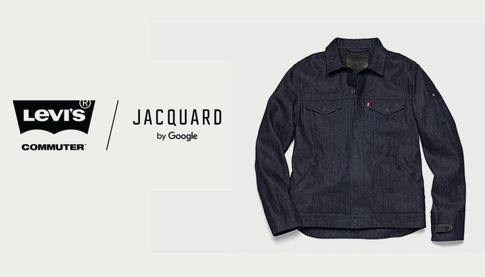 Gesture-Control Denim Jackets