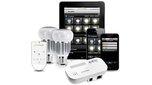Remote Controlled Lightbulbs