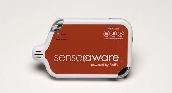 Package Tracking Sensors
