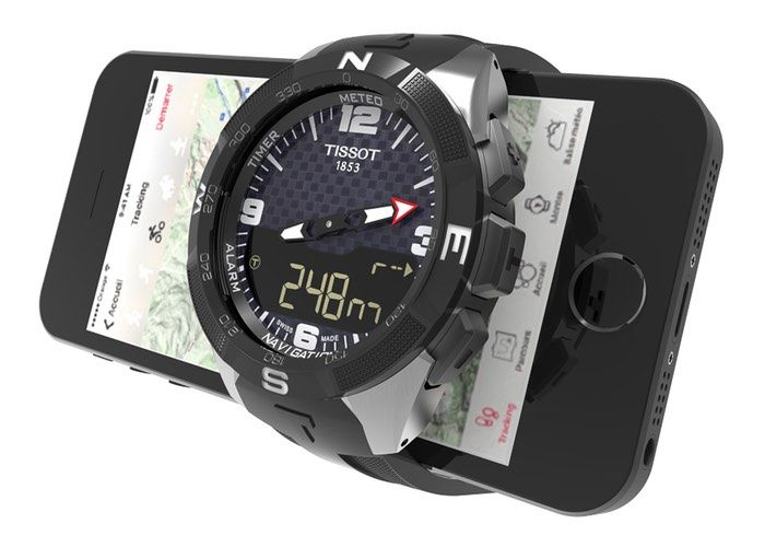 Environment-Analyzing Watches