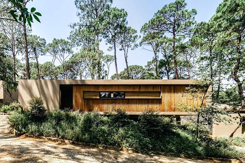 Sloped Conservation Homes