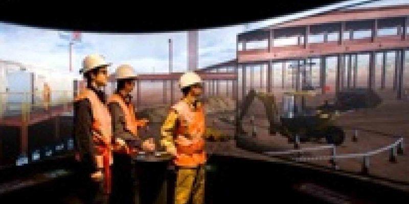 Simulation Construction Sites