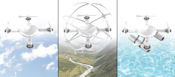 Consumer Discovery Drones
